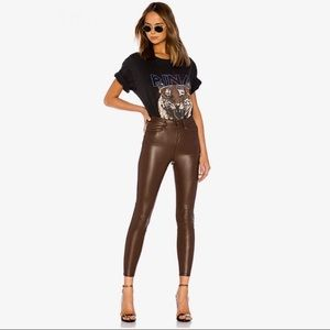 Free People Brown Pants